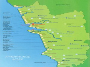Map_Goa_India