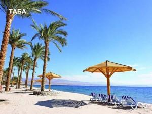 Курорты, пляжи Египта_Таба