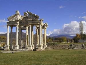 Кипр - это интересно_храм Афродиты