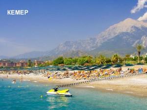Курорты. пляжи Турции_Кемер_2