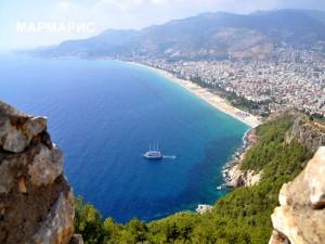 Курорты, пляжи Турции_Мармарис
