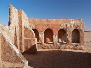 Достопримечательности Туниса Сахара Звездные войны