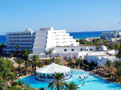 Отели Туниса Club-Prezident