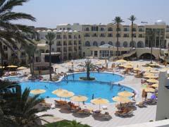 Отели Туниса Eden-Star