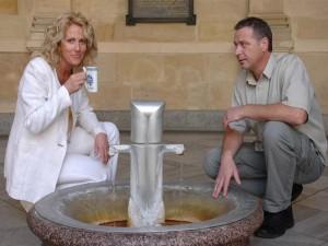 Минеральная вода - лечение в Чехии
