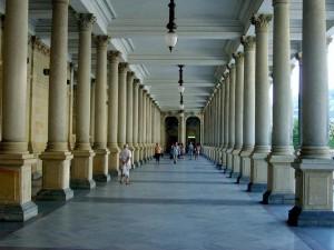 Колоннада Карловы Вары