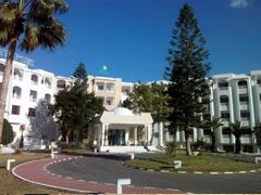 Отели Туниса Thapsus-Club-Hotel
