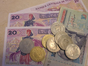 Валюта Туниса