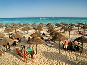 Туры на пляжи Туниса