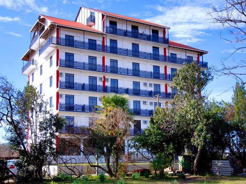 отель Апсара Пицунда