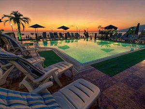 отель Alex Beach Гагра