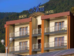 отель Алекс Бич Гагра