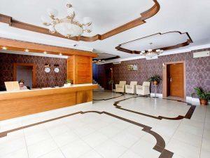 отель Райда Гагра