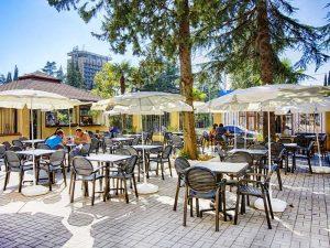 отель Сан-Марина Гагра