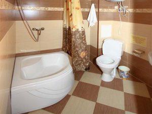 гостиница Келешбей Гудаута