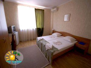 гостиница Аибга Гагра