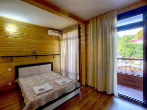 гостиница Грифон в Новом Афоне