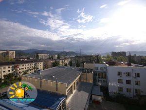 """фото отеля """"Интер-Сухум"""" в Сухуме"""