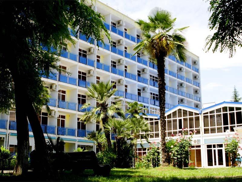 гостиница Интер-Сухум в Сухуме