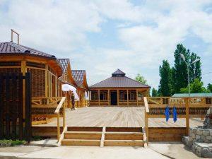 пансионат Кяласур в Сухуме