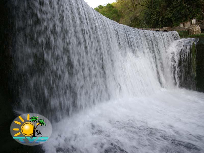 пансионат Водопад в Новом Афоне