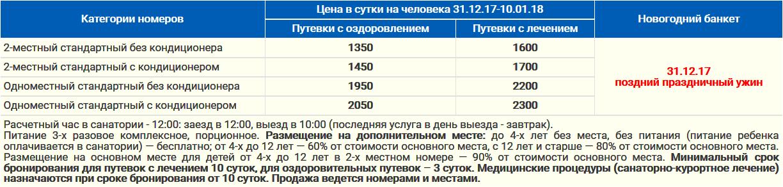 Новый Год 2017 - 2018 в санатории СССР Сочи